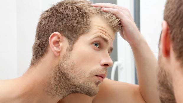 como detener la caida del cabello por estres