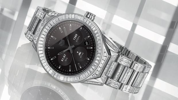 2b9a762f4ebe Relojes. El smartwatch más caro del mundo