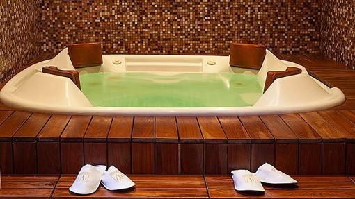 En el spa del hotel se encuentran todas las comodidades