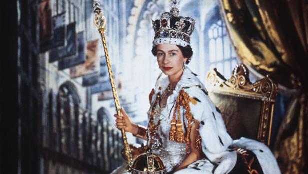Actualmente la joya está engarzada en la corona inglesa