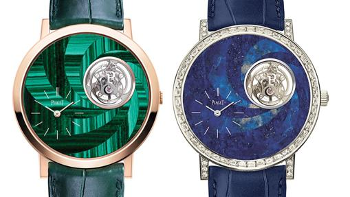 Altiplano Tourbillon y Altiplano High Jewelery Tourbillon