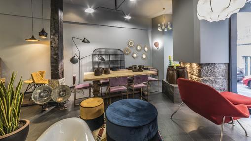 Nuevo espacio de decoración en Madrid
