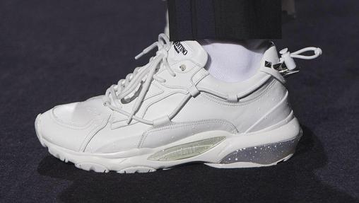 Zapatillas blancas de Valentino