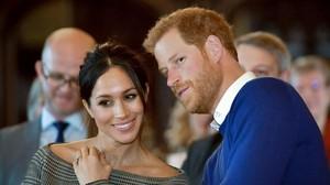 La nueva casa de Meghan Markle y el príncipe Harry