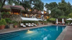 La mansión de lujo de Robert Redford, a la venta