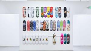 Vendidas por 700.000 euros unas tablas de skate