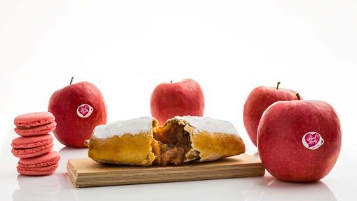 Los postres de San Valentín de las pastelerías San Onofre elaborados con Pink Lady