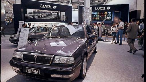 Lancia Thema