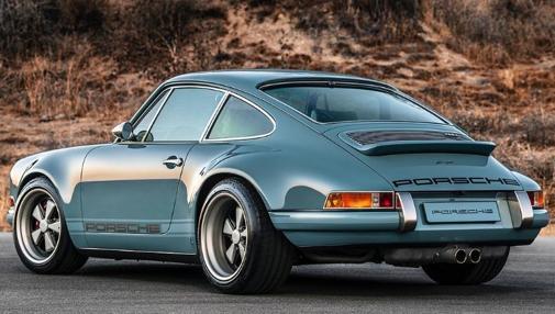 Los Porsche 911 son su especialidad