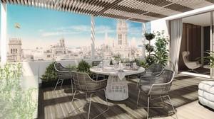 Madrid, la tercera mejor ciudad para comprar una casa de lujo