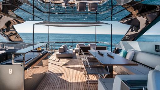 El barco favorito de Zlatan Ibrahimovich