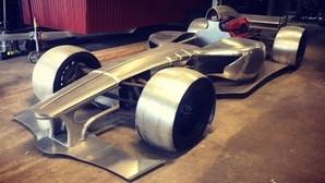 El primer coche de Fórmula 1 que podrás conducir por carretera