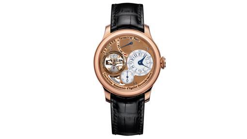 Reloj Tourbillon Souverain Vertical de F.P. Journe