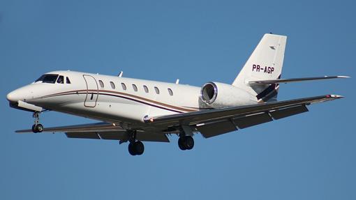 Cessna Citation Sovereign 680
