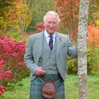 Prince Charles on his 72nd birthday