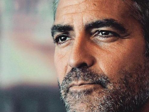The faces of George Clooney or Brad Pitt, the most requested
