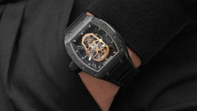 Modelo Richard Mille RM 52 - 01