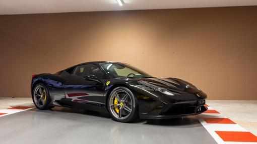 Modelo Ferrari 458 Speciale