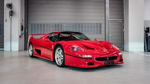 Modelo Ferrari F50