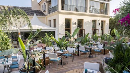 El nuevo restaurante Mantarraya MX, hermano del Barracuda MX de Madrid.