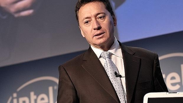Christian Morales, vicepresidente de Intel
