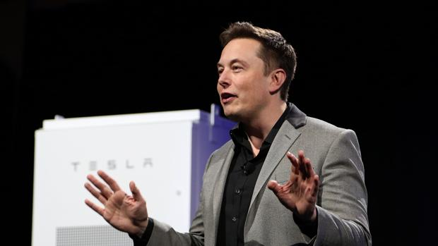 Elon Musk, empresario y fundador de Telsa o SpaceX, durante una intervención
