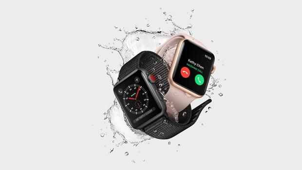 Detalle del Apple Watch Series 3