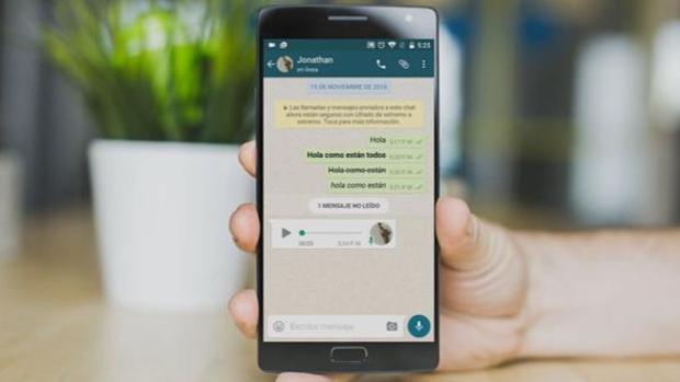 En Android Trucos y Tips para WhatsApp