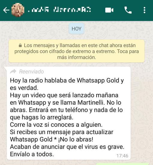 WhatsApp: Este es el nuevo bulo que regresa a WhatsApp: ignóralo y