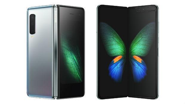 Así es el nuevo móvil con pantalla triple en el que está trabajando Samsung