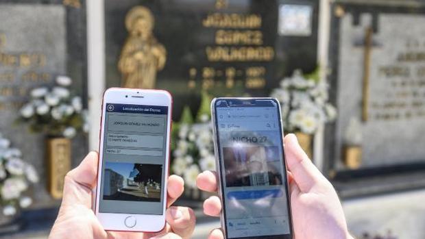 Así es el Facebook de los difuntos, la nueva aplicación para localizar a personas fallecidas