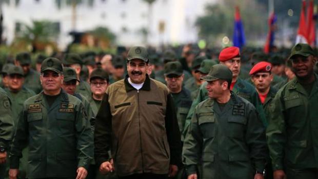 Machete, el virus que le está robando información militar a la Venezuela de Nicolás Maduro