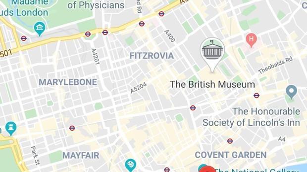 Google Maps por fin se pone las pilas con los lugares de interés turístico
