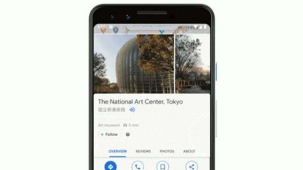 Google Maps incorpora un traductor para que no te pierdas en el extranjero