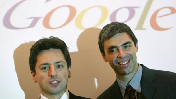 Google acaba con una era: sus fundadores renuncian como responsables de la matriz Alphabet