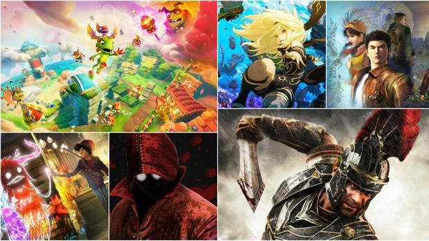 Ocho videojuegos diferentes para pedirle a los Reyes Magos