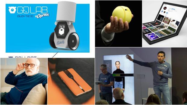 Desde un pijama inteligente hasta un microondas para ver Netflix: Los gadgets más curiosos del CES 2020