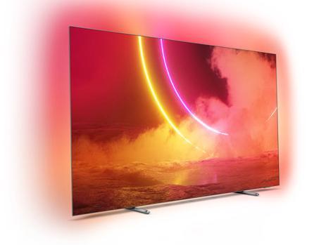 Philips apuesta por la IA y la calidad de imagen en sus nuevos televisores OLED