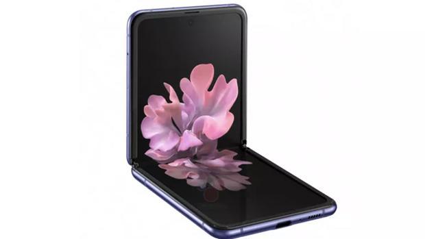 Samsung Galaxy Z Flip: así será el próximo móvil plegable pensado para «influencers»