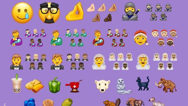 Estos son los emojis que llegan a WhatsApp: símbolos transgéneros, mujeres en esmoquin y mucho más