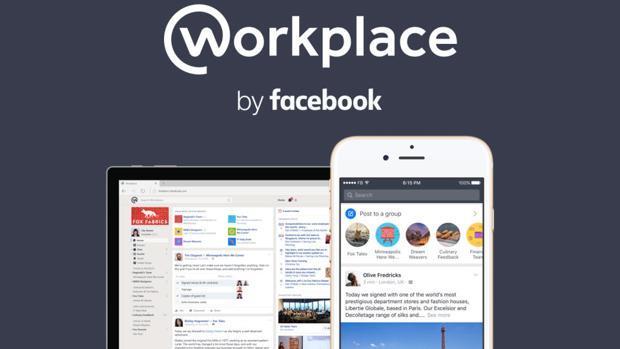 Facebook actualiza Workplace con salas de reuniones para potenciar el teletrabajo