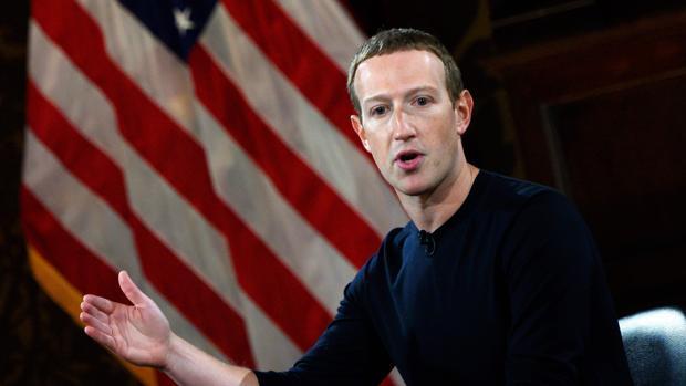Zuckerberg, firme pese a las protestas internas: no censurará a Trump
