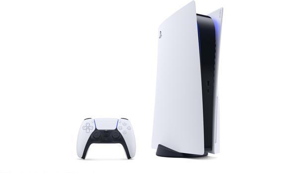 Así es la PlayStation 5, la nueva consola de Sony