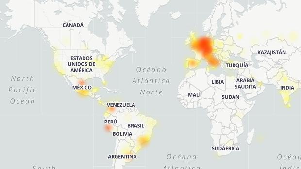 WhatsApp sufre durante cinco horas un fallo técnico que afectaba a la función de última conexión
