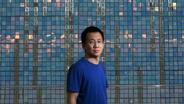 Zhang Yiming, fundador de Bytedance, empresa propitaria de TikTok