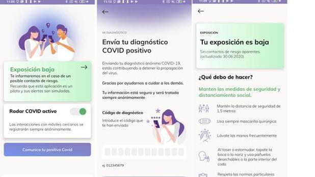 Radar Covid: consejos para usar la «app» de rastreo del coronavirus española de forma segura
