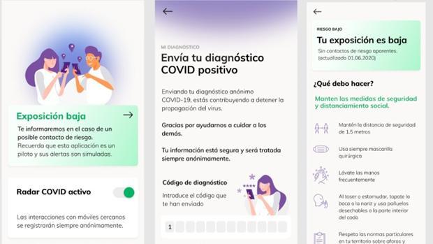 Radar Covid: cinco cosas que debes saber sobre la «app» de rastreo del coronavirus española