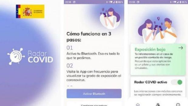 Radar Covid empezará a funcionar en Madrid «en breve» a pesar que el Gobierno dice que está en marcha