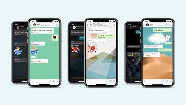 WhatsApp: cómo cambiar los fondos de pantalla para cada chat