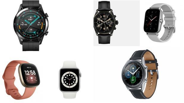 Los mejores smartwatches de 2020